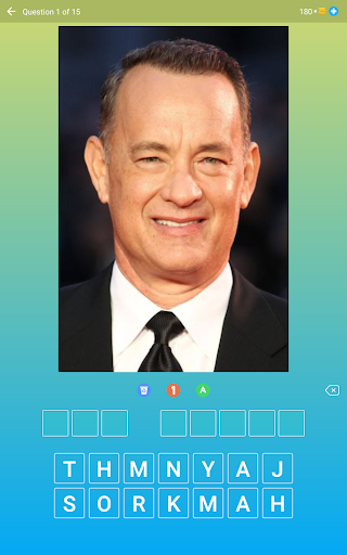 Hollywood Actors: Guess the Celebrity u2014 Quiz, Game  screenshots 9