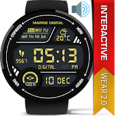 Watch Face - Marine Digital