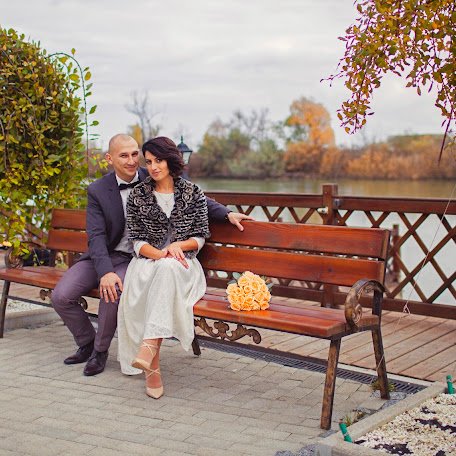 Wedding photographer Evgeniya Lapinskaya (Leo23). Photo of 23.11.2015