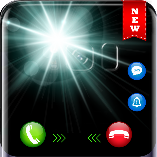 Download Flash Alerts On Call & SMS - Ringing Flashlight 2 1