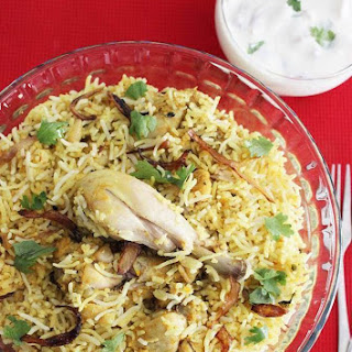 Chicken Biryani Recipe | Restaurant Style Hyderabadi Chicken Biryani