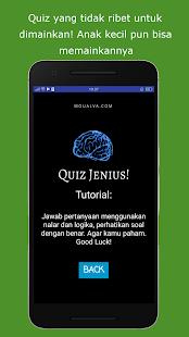 Quiz Jenius: Kuis Gokil Indonesia - náhled