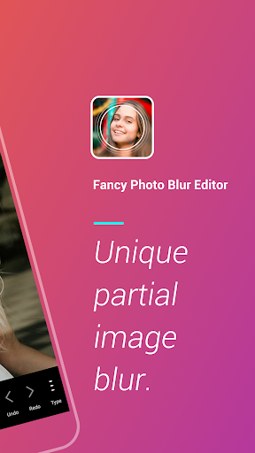 Fancy Photo Blur Editor 1.0.1 screenshots 2