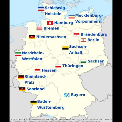 DWD RegionenWetter Deutschland