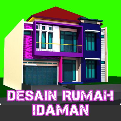 Desain Rumah Minimalis Idaman 遊戲 App LOGO-硬是要APP