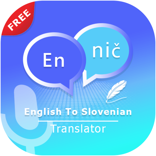 english to slovenian translation with sound