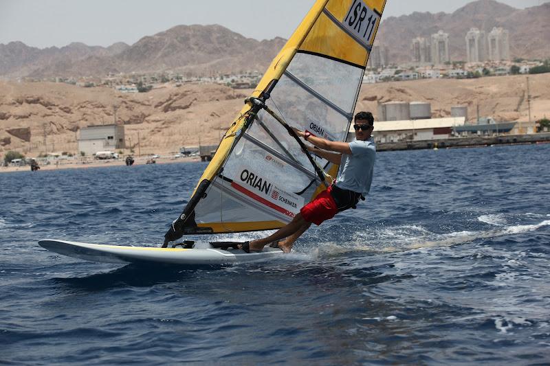 Photo: Shahar Tzuberi - Windsurfing