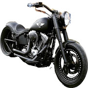 Custom Harley VRod Bike