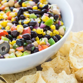 Cilantro Corn and Black Bean Salad Recipe