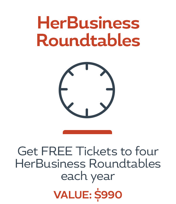 HerBusiness Roundtables