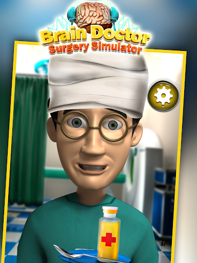 Brain Surgery Simulator 3D game (apk) free download for Android/PC/Windows screenshot