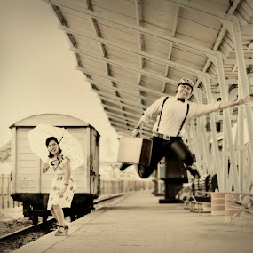 COME BACK by Fransiskus Adi Candra - People Couples ( couple )