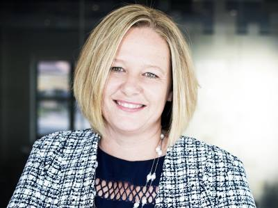 Deirdre Fryer, Head of Solutions Engineering, SYSPRO – Africa