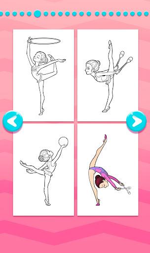 Kids Coloring Book for Girls 1.3 Cheat screenshots 2
