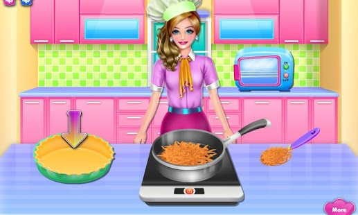 Cooking Delicious Pie- screenshot thumbnail
