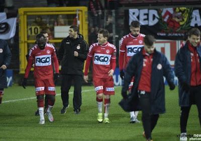 """Kage ne comprend pas les supporters de Charleroi: """"Des choses inacceptables ont été dites"""""""