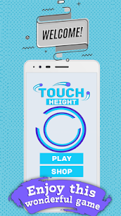 Touch Height Screenshot