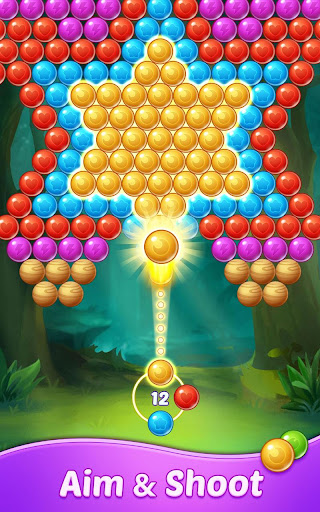 Bubble Shooter Pop-Blast Bubble Star 1.02.5009 screenshots 8