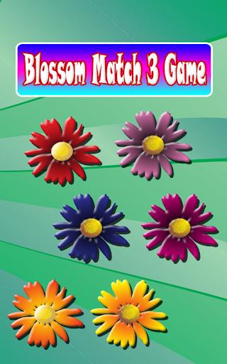 Blossom Match 3 Game
