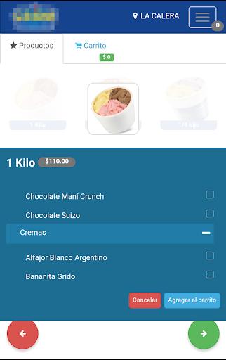 Pedido a domicilio app (apk) free download for Android/PC/Windows screenshot