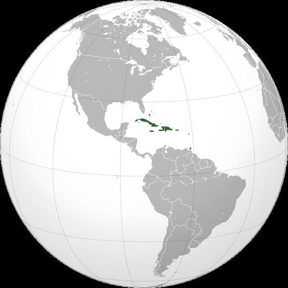 島嶼、加勒比海產區 Islands, Caribbean beans