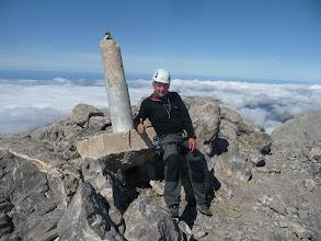 Photo: En la cima