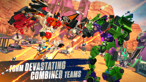 TRANSFORMERS: Earth Wars apkpoly screenshots 11