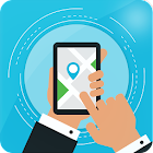 GPS Route Guide - Live Earth Map ,Live Street view icon