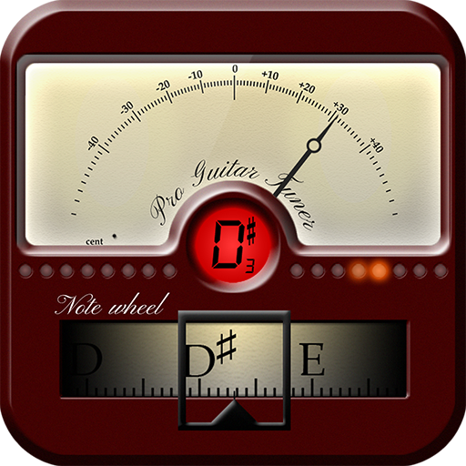 Pro Guitar Tuner file APK for Gaming PC/PS3/PS4 Smart TV