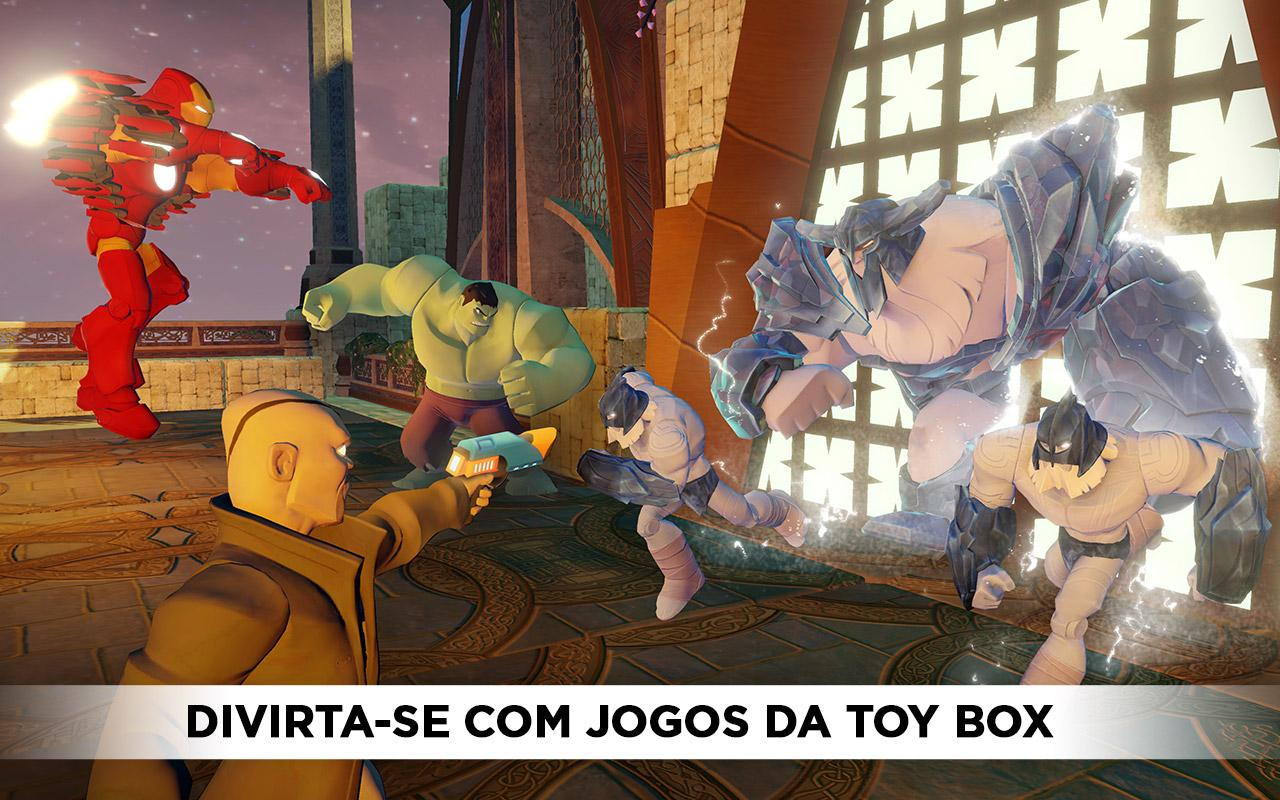 Disney Infinity: Toy Box 2.0 - screenshot