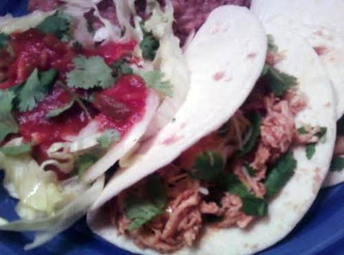 "Amazing ""Date Night"" Chicken Tacos ""WOW, these have got to be the..."