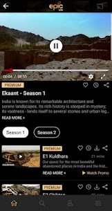 EPIC ON – Watch TV apk download 2