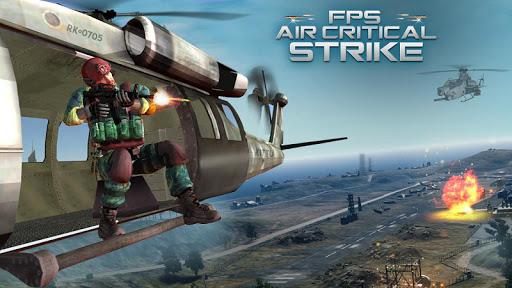 FPS Air Critical Strike : war attack apkpoly screenshots 1