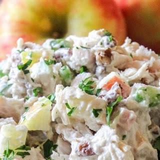 Apple Pecan Chicken Salad.