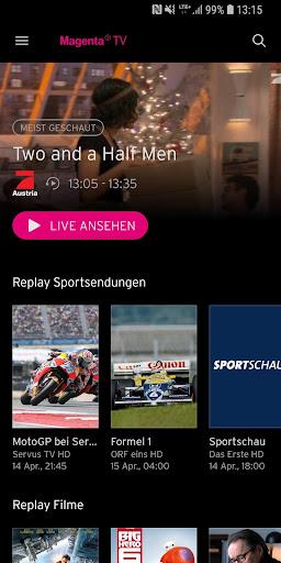 Magenta TV (AT) screenshot 1