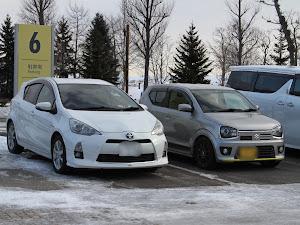 アクア NHP10のカスタム事例画像 たちみつ 【CarTune Friends】さんの2020年01月22日06:00の投稿