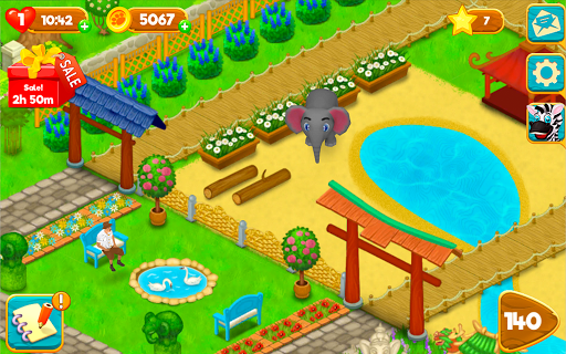 Zoo Rescue: Match 3 & Animals  gameplay | by HackJr.Pw 13