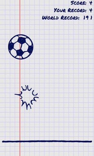 Juggle the Doodle 1.4.1 screenshots 1