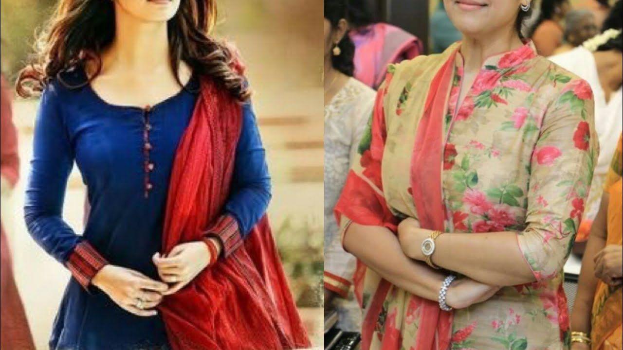 How to wear salwar kameez to work 6