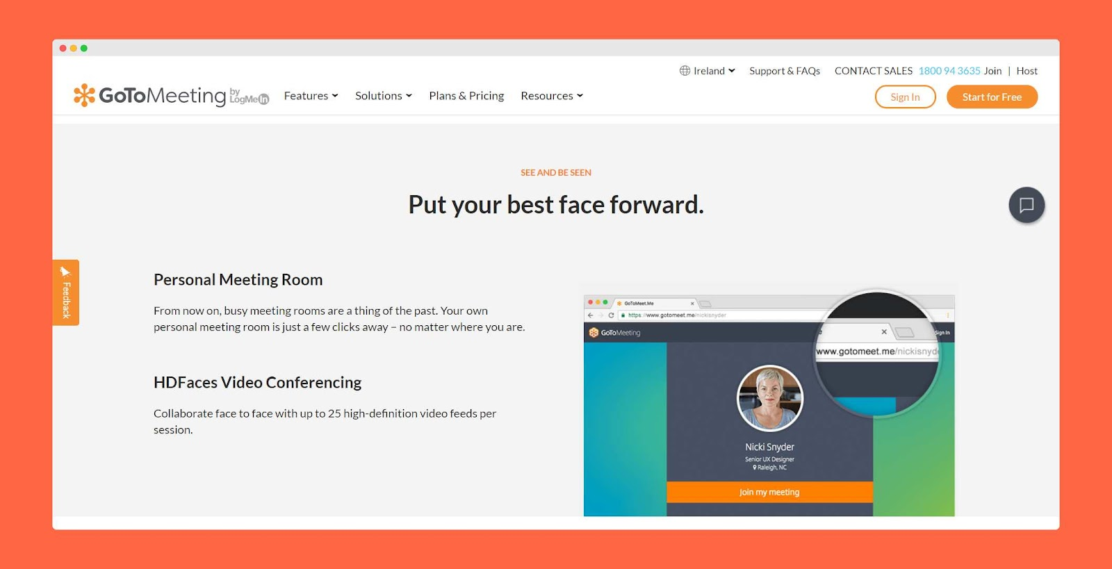 GoToMeeting - Best Sales Prospecting Tools