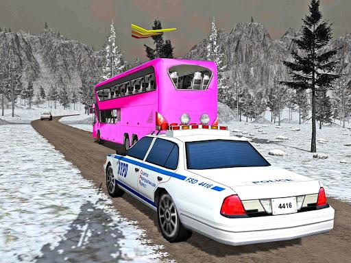 GT Bus Simulator: Tourist Luxury Coach Racing 2109 1.0 screenshots 2