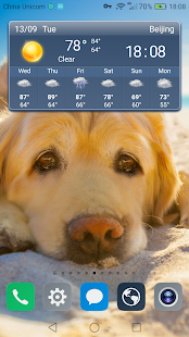 iWeather-The Weather Today HD for PC-Windows 7,8,10 and Mac apk screenshot 7