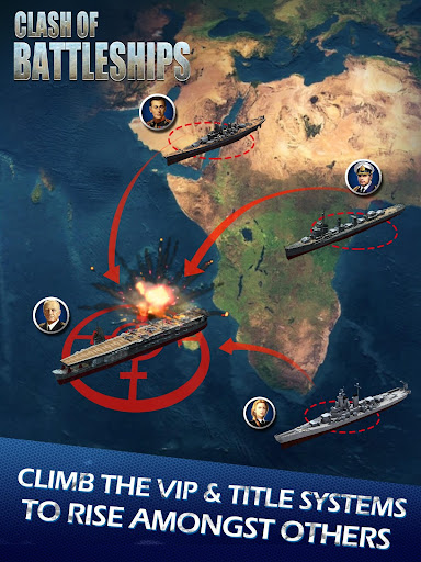 Clash of Battleships - COB screenshot 10