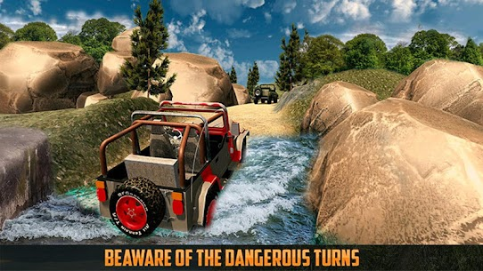 Offroad Jeep Driving Adventure Game 4