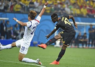 Le meilleur d'Origi en Coupe du monde