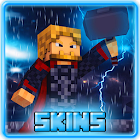 Superhero Skins for Minecraft by Daumaaketau Pukalemum icon