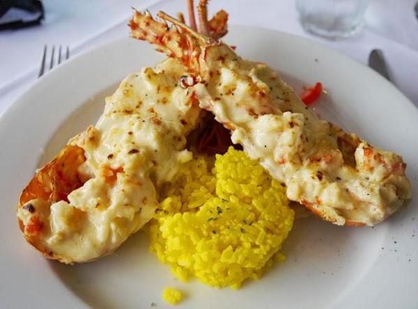 Lobster Mornay Recipe