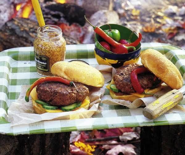 Mexican Burgers Recipe