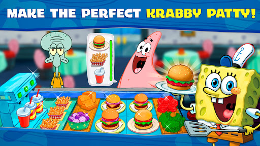 SpongeBob: Krusty Cook-Off 1.0.21 Screenshots 2