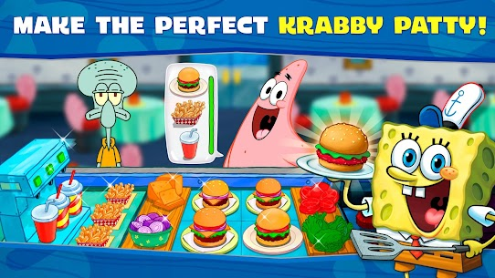 SpongeBob: Krusty Cook-Off 2